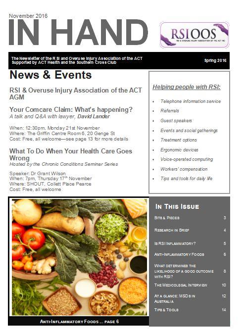 Spring 2016- Newsletter